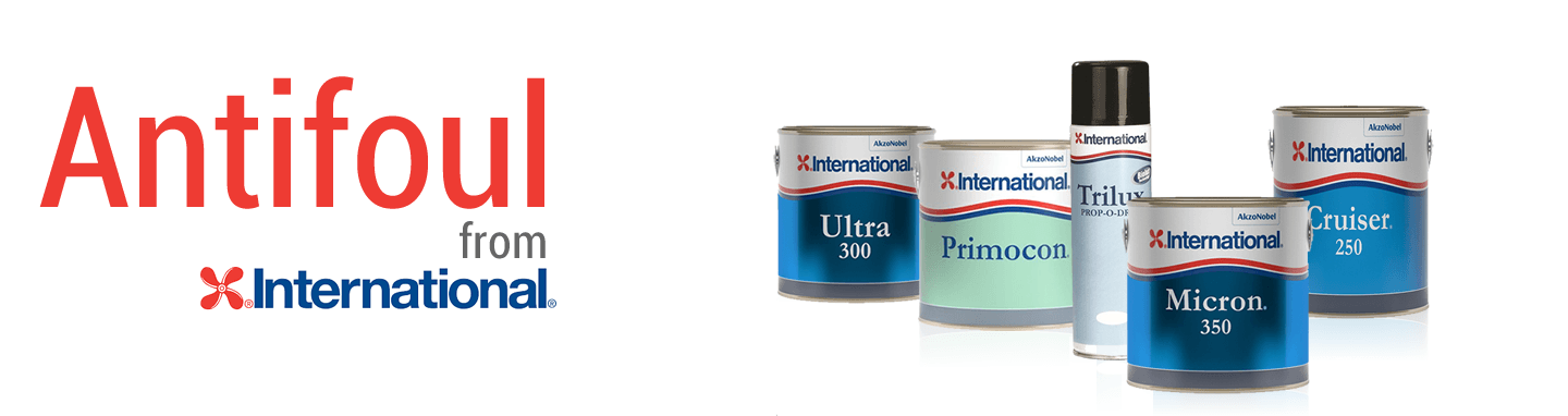 Shop Antifoul from International