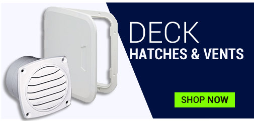 Boat Deck Hatches and Vents