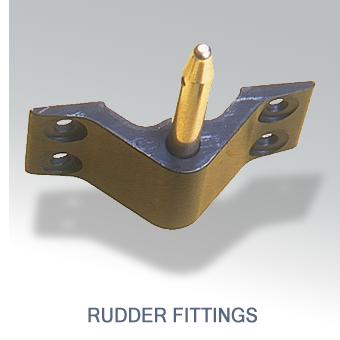 Dinghy Rudder Fittings