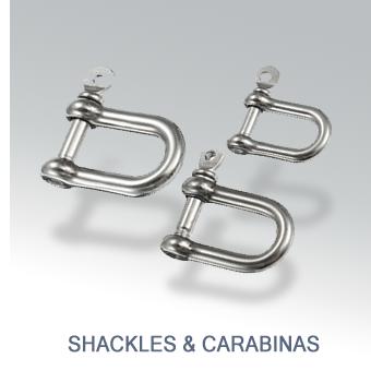Marine Shanckles - Buy Now