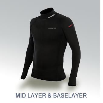 Buy Sailing Baselayer and Mid layer