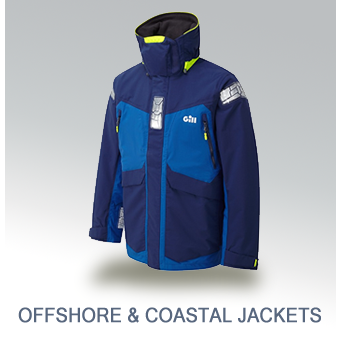 A great range of Costal and Offshore Jackets