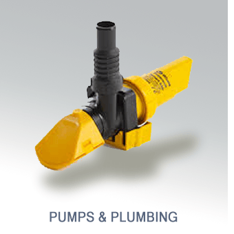 Marine pumps and plumbing equipment