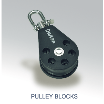 A great range of Pulley Blocks