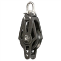 Holt 60mm Plain Bearing Single Swivel Block with Becket