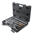 "Tolsen 39 Piece Socket Set with 1/4"" and 1/2"" Drive"
