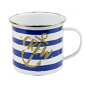 Nauticalia Crew Striped Tim Mug
