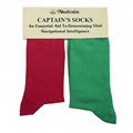 Nauticalia Coloured Port & Starboard Socks
