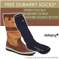 Dubarry Free Socks with Ultima Boots