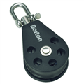 Barton Marine Size 1 Single Swivel 30mm Block N01130
