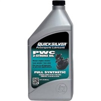 Quicksilver Personal Watercraft PWC 2 Cycle Oil 1ltr