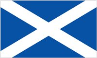 Talamex Scotland Courtesy Flag