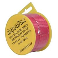 Aquafax Tinned Wire Cable Mini Reels