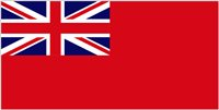 Talamex UK Red Ensign