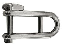 Talamex Stainless Steel Halyard Shackles