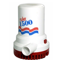 Rule 1500 GPH Bilge Pump
