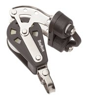 Barton Marine Size 3 Single with Swivel and Cam Cleat