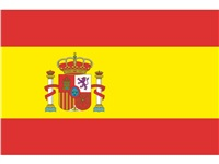Talamex Spain / Spanish Courtesy Flag