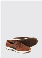 Dubarry Regatta Chestnut Deck Shoes