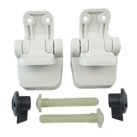 Jabsco Replacement Hinges for Regular Toilet