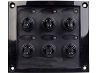 Talamex Waterproof 6 Switch Panel