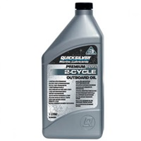 Quicksilver Premium Plus 2 Stroke Engine Oil