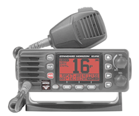 Standard Horizon GX1300E Eclipse Fixed VHF Marine Radio