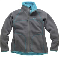 Gill  Ladies Polar Fleece Jacket - Bright Aqua