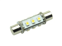 Talamex 12 LED Festoon Bulb 42mm