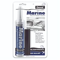 Marine Silicone Rubber Sealant by Geocel