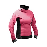 Rooster Pro lite Aquafleece Top - Ladies Pink