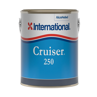 International  Cruiser 250 Multi Purpose Polishing Antifouling 3ltr