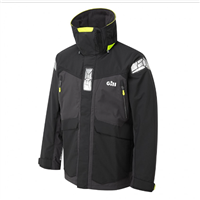 Gill  OS24 Offshore Sailing Jacket (Option: Black Graphite - Small)