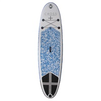 "Gul 9'8"" Cross Inflatable Stand Up Paddle Board (SUP)"