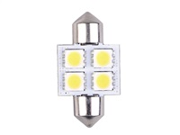 Talamex LED Festoon Bulb 31mm Long 10-30v