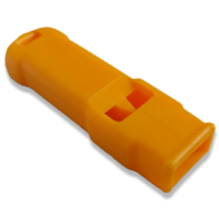 Plastimo Orange Plastic Safety Whislte
