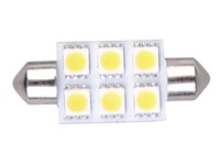 Talamex LED Festoon Bulb 37mm long