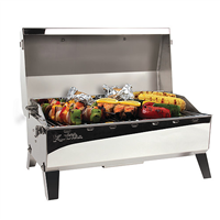 Kuuma Sto N' Go 160 Stainless Steel Gas Barbecue Grill