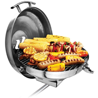Kuuma Stainless Steel Charcoal Kettle Grill