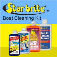 Starbrite Boat Cleaning Kit