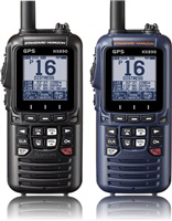 Standard Horizon HX890E DSC GPS Floating Marine Hand Held Radio