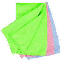 Microfiber Cloth Set (Pack of 3) by Talamex