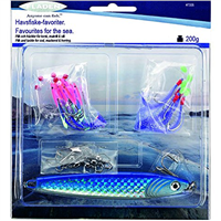 Fladen Sea Kit, for cod & mackerel