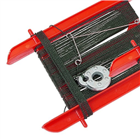Fladen Crab Winder with Hook & Sinker