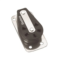 Barton Marine Size 2 Cheek Block 35mm Block 02160
