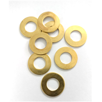 Holt Brass Flat Washer