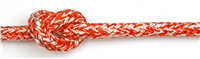 Kingfisher Ropes Melange Braid on Braid Cruising Rope