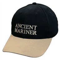 Nauticalia Ancient Mariner Yachting Cap