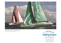 Beken Sailing in Action Calendar 2020