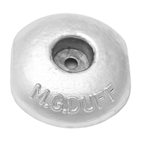 MG Duff ZD58 Zinc Anode Kit